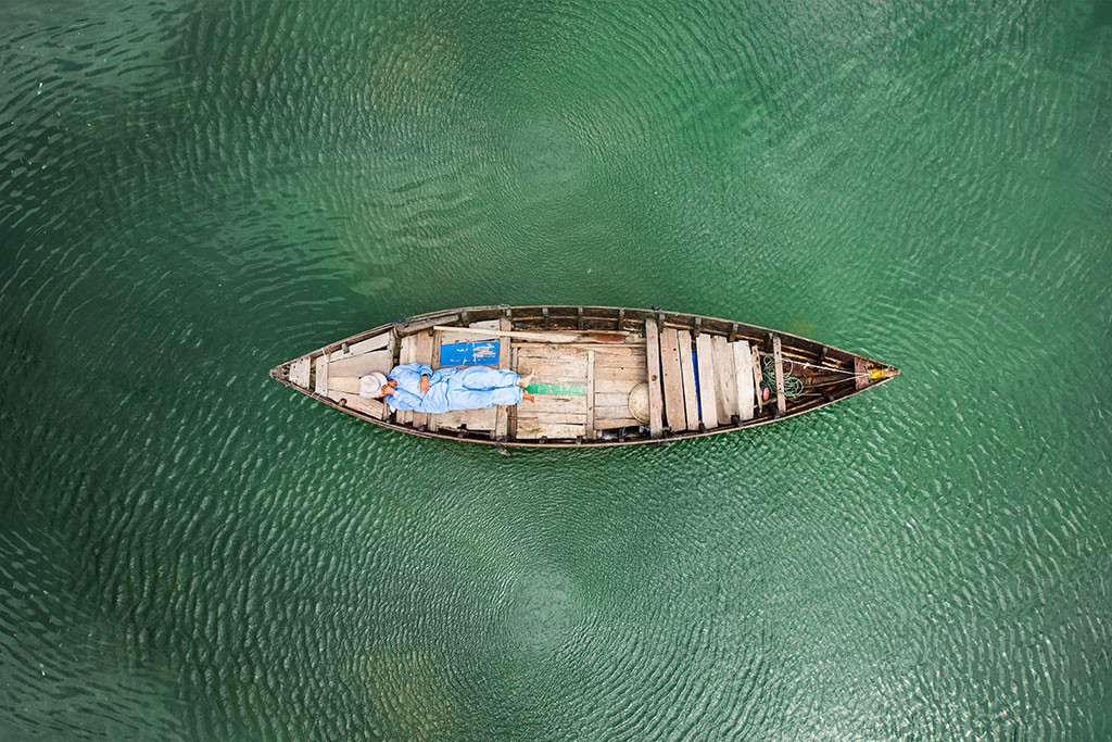 From The Sky lifestyle photo by Réhahn in Hoi An Vietnam