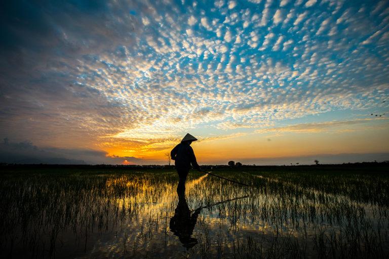 Crépuscule à Hoi An, photo de Réhahn au Vietnam