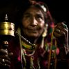 The Lady in Ladakh II