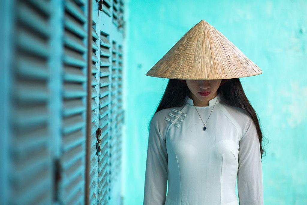 Tradition II photo by Réhahn - ao dai in Hoi An Vietnam