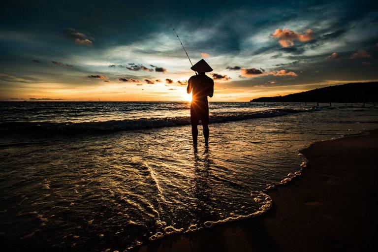 Solitude photo de Réhahn pêchant à Phu Quoc Vietnam