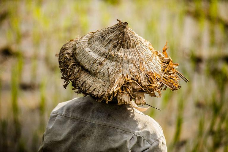 Trace temporelle photo de Réhahn - chapeau conique à Hoi An Vietnam